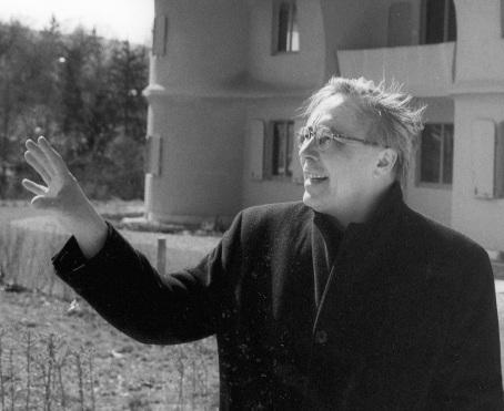Walter Kugler (Foto von Barbara Klemm)